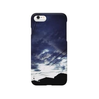曇天 Smartphone cases