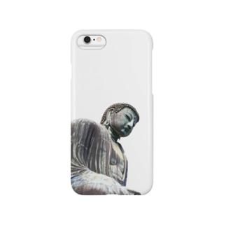 大仏 Smartphone cases