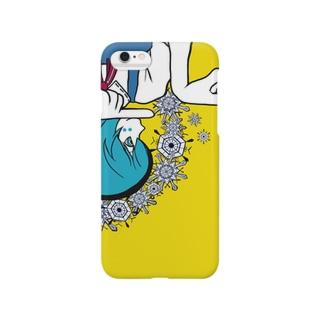 マトリョシカチルノ Smartphone cases