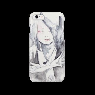 かつまた ゆいの薄明の祈り Smartphone cases