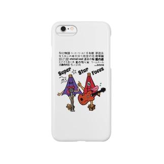 Super☆Star Focus オリジナルグッズ其の2 Smartphone cases