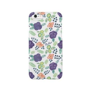 "Nolaの""Good morning"" Smartphone cases"