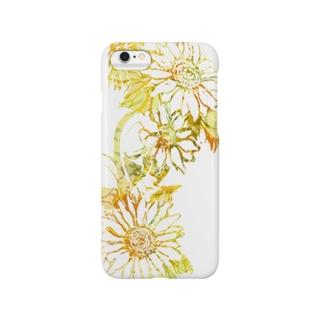 SUN Flower スマートフォンケース
