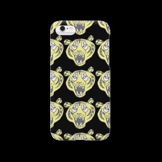 miuのトラ Smartphone cases