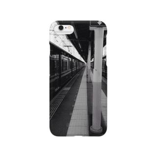 行き先。 Smartphone cases