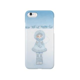 Snow White Smartphone cases