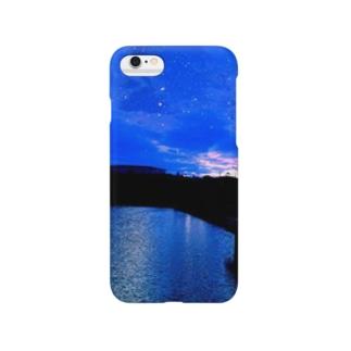 青より青 Smartphone cases