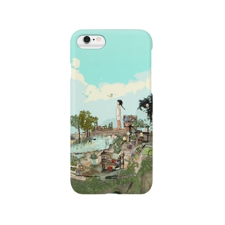九龍城 屋上庭園 Smartphone cases