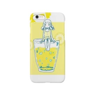 レモネード Smartphone cases