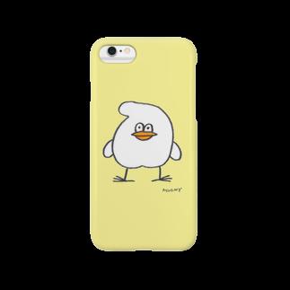 mugny shopのとりもち Smartphone cases
