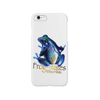 カエルメイト(Frog-mates)より「アマノカワズ」 Smartphone cases