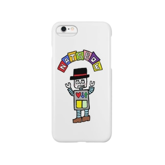 NATSBOW ROBOMARU Smartphone cases