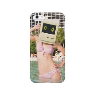 うみのないんさん Smartphone cases