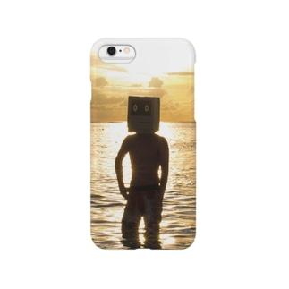 サンセットさん Smartphone Case