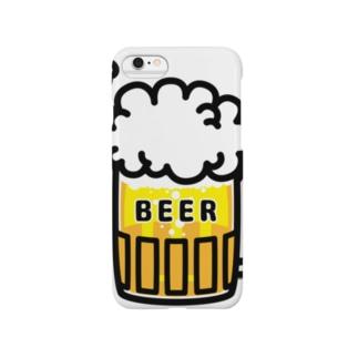 ビール!ビール!!ビール!!! Smartphone cases
