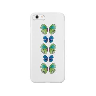 胡蝶 Smartphone cases