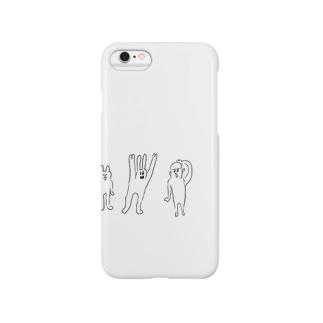 こちょこちょ Smartphone cases