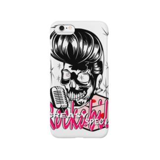 Rockabillシリーズ! Smartphone cases