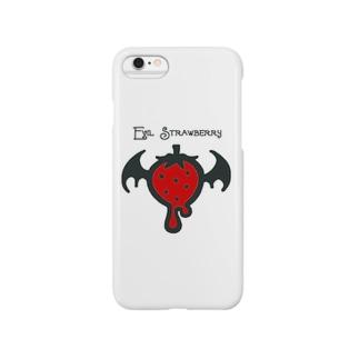 Evil Strawberry Smartphone cases