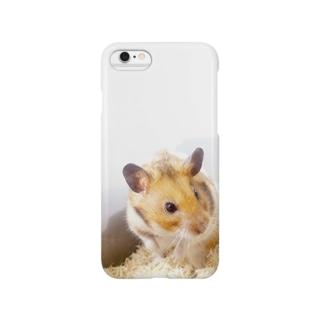 ゴールデンハムスター Smartphone cases