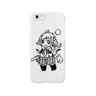 てんぺろちゃん Smartphone cases