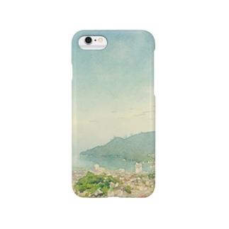 アニメーションな世界 Smartphone cases
