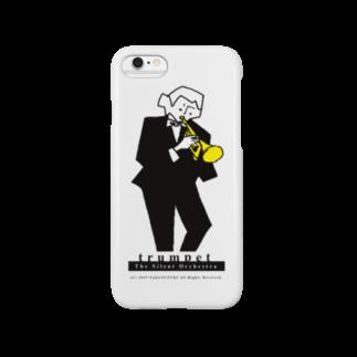 YukieSUZUKIのtrumpetスマートフォンケース