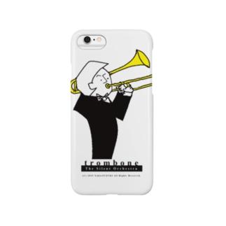 trombone スマートフォンケース