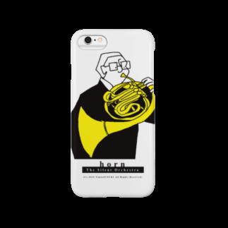 YukieSUZUKIのhorn スマートフォンケース
