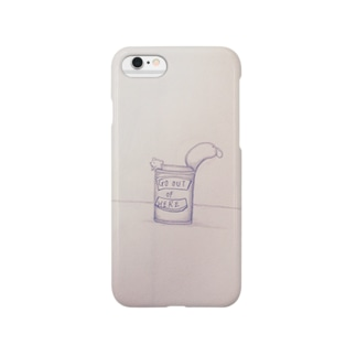 GO OUT OF HERE Smartphone cases