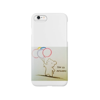 CAN GO ANYWHERE Smartphone cases