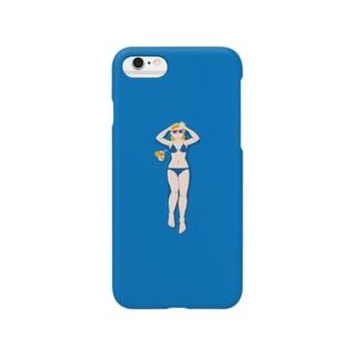 夏だ!海だ!プールだ!水着だ! Smartphone cases