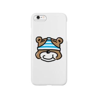 jigyakkumaアイコン公式グッズ Smartphone cases