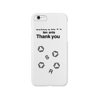 ベンゼン Smartphone cases