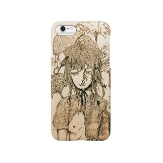 レイニー Smartphone cases