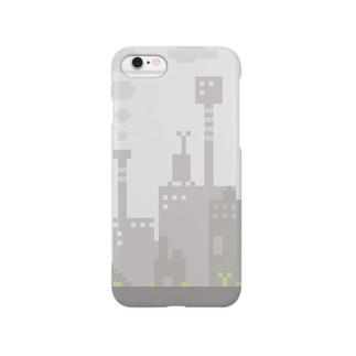 ドット絵スマホケース 工場 Smartphone cases