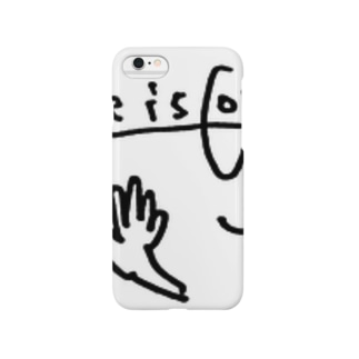 Life is comedy  Smartphone cases