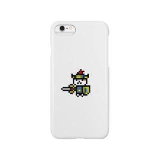 ネコブレイバー Smartphone cases