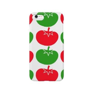 トメトズ Smartphone cases