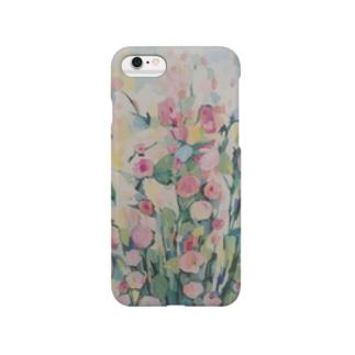 開花期 / La saison des fleurs Smartphone cases