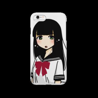 やの@いま~じゅのMY GIRL Smartphone cases