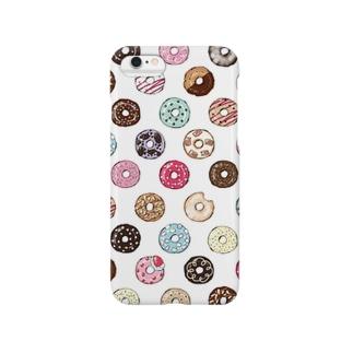 ドーナツいっぱい〈Vol.3〉 Smartphone cases