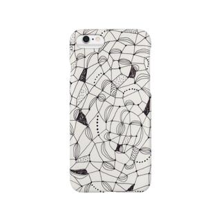 コジマユイのkikagaku_2 Smartphone cases