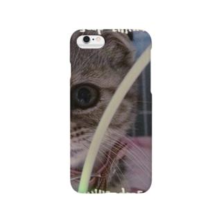 *猫シリーズ*あなたの事しか見えないにゃ💕 Smartphone cases