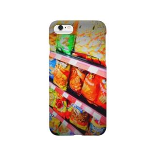 snack Smartphone cases