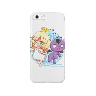 へるぉぁへぶん×ひよこめいぷる Smartphone cases