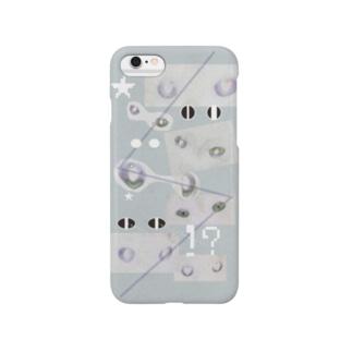 でりちゃんの目線 Smartphone cases