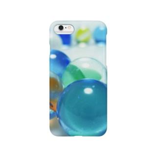 ビー玉 Smartphone cases
