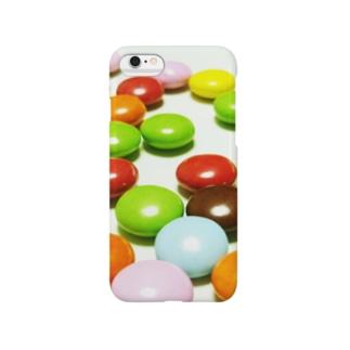 マーブルチョコ Smartphone cases