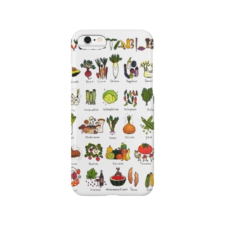 VEGETABLES Smartphone cases